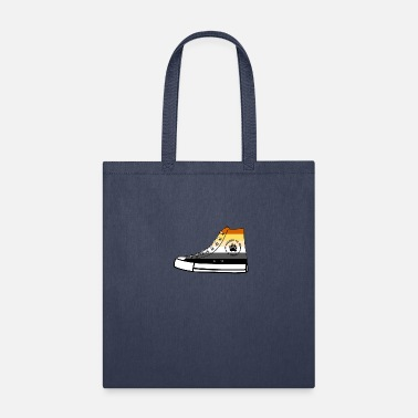 Queer Bear Sneaker LGBT Gay Pride Fetish - Tote Bag