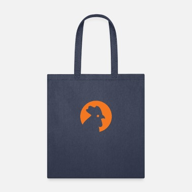 Head Animal head rooster vector - Tote Bag