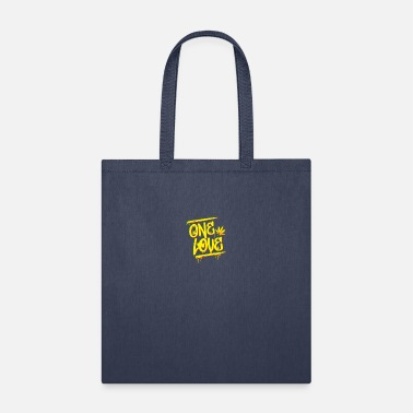 No Violence and No Racism. One Love, One Heart! - Tote Bag