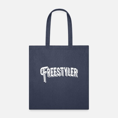 Freestyle freestyler - Tote Bag