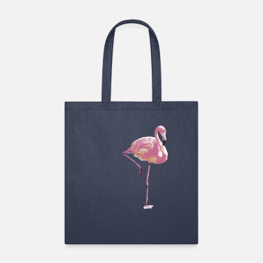 Womens Flamingo Pink Flamingo - Tote Bag