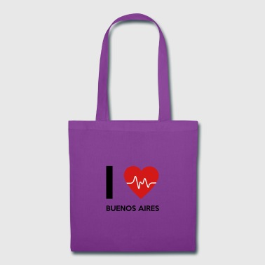 I Love Buenos Aires - Tote Bag