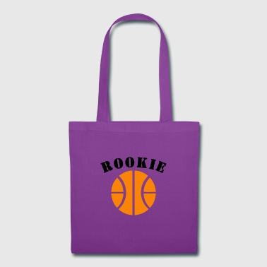 Rookie Basketball - Tote Bag