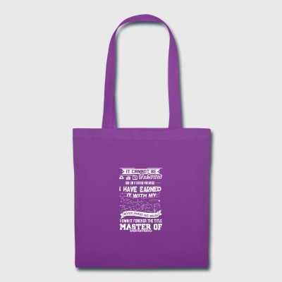Master Of Mathematics Shirt - Tote Bag