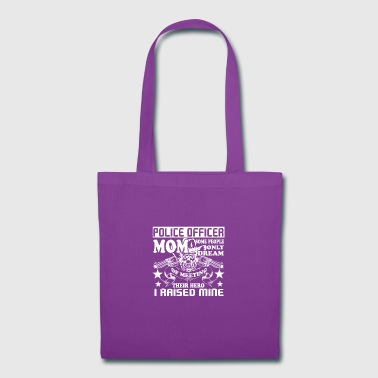 Police Officer Mom Shirt - Tote Bag