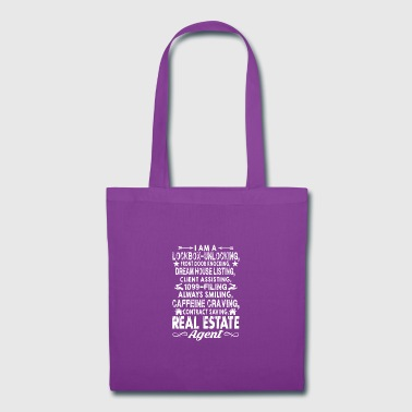Real Estate Agent Shirts - Tote Bag