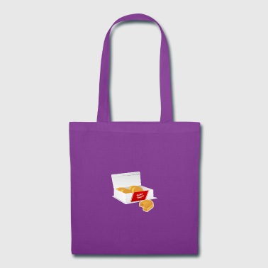 Chicken Nuggets Lover - Tote Bag