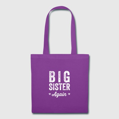 Big Sister Again - Tote Bag