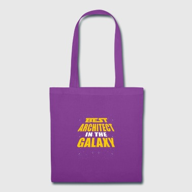 Best Architect In The Galaxy - Tote Bag