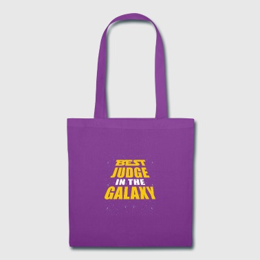 Best Judge In The Galaxy - Tote Bag