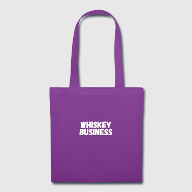 Whiskey business - Tote Bag