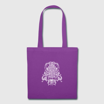 karma_white - Tote Bag