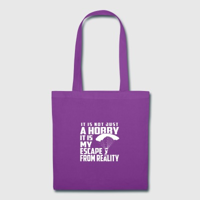 Skydive is not just a hobby - Tote Bag