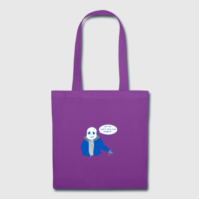 UNDERTALE SANS - Tote Bag