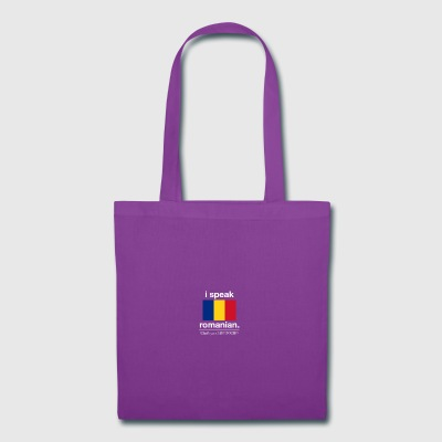 SUPERPOWER romanian - Tote Bag