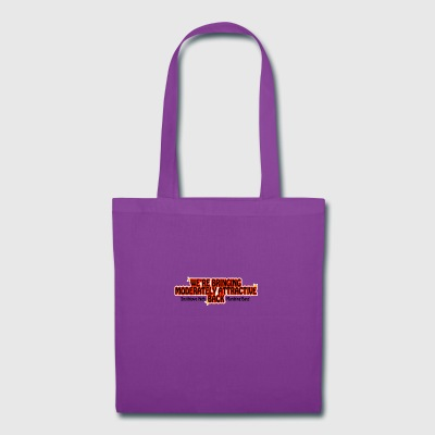 WE'RE BRINGING MODERATELY ATTRACTIVE BACK Smithtow - Tote Bag