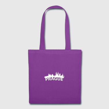 Arc Skyline Of Prague Czech Republic - Tote Bag