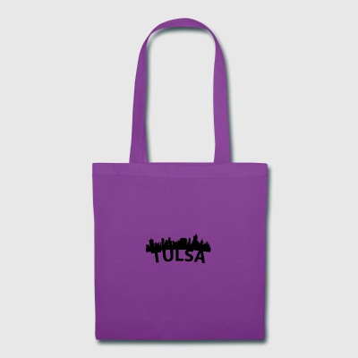 Arc Skyline Of Tulsa OK - Tote Bag