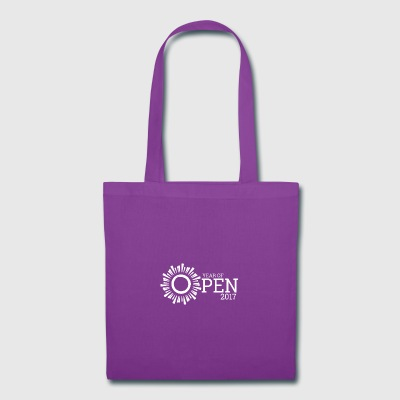 Year of Open (White) - Tote Bag