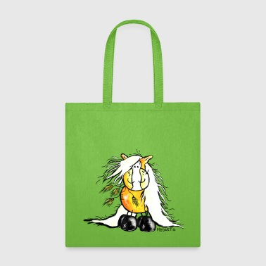Haflinger- Avelignese - Cartoon - Tote Bag