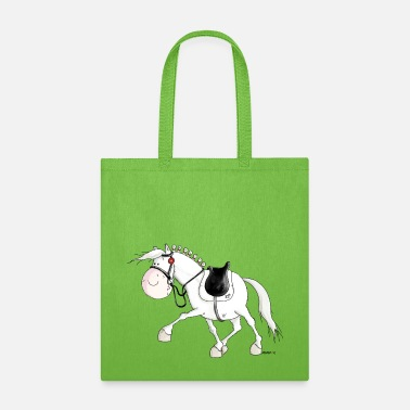 Dressage Horse Dressage - Horse - Horses - Warmblood - Tote Bag