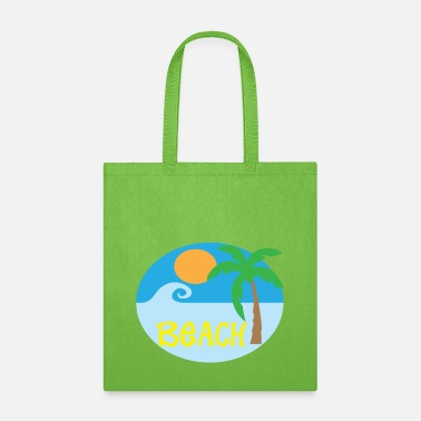 Beach beach - Tote Bag