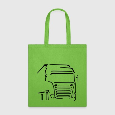 Transport Vehicle - Tote Bag