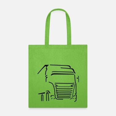 Transport Transport Vehicle - Tote Bag