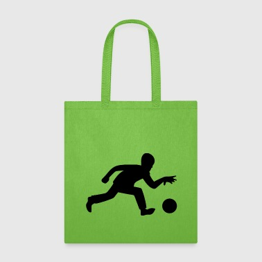 Bowling Player Ball Sports - Tote Bag