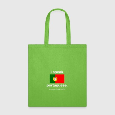 Portuguese SUPERPOWER portuguese - Tote Bag