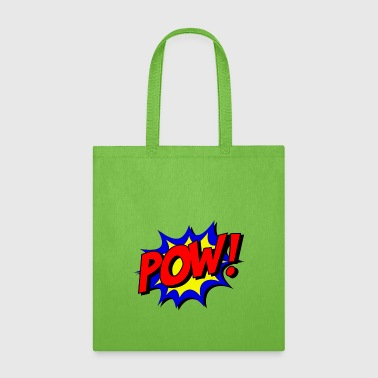 Big Bang pow Big Bang Comic - Tote Bag