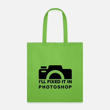 Photoshop Fix-in-Photoshop - Tote Bag