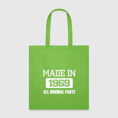 Original Made in 1969 all original parts - Tote Bag