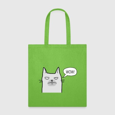 WOW - Tote Bag