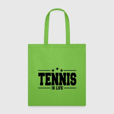 Tennis is life 1 - Tote Bag