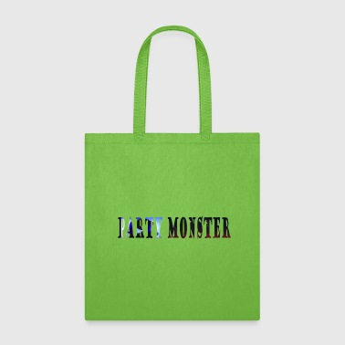 PARTY MONSTER - Tote Bag