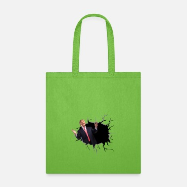 Anti Anti-Trump - Tote Bag