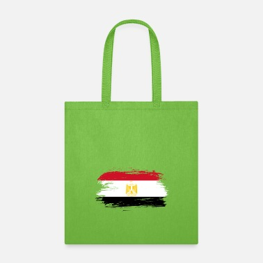 East Egypt Flag / Gift Cairo Africa National - Tote Bag