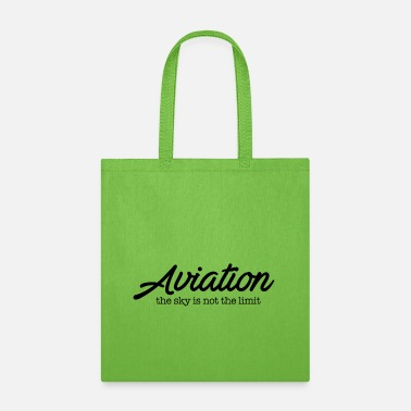 Aviation aviation - Tote Bag