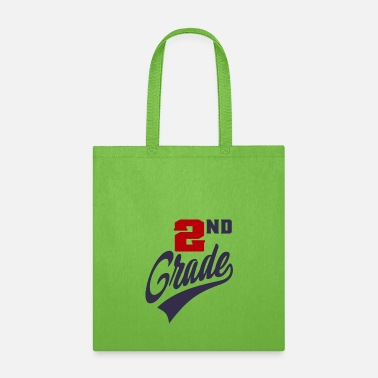 Grade 2nd Grade - Tote Bag