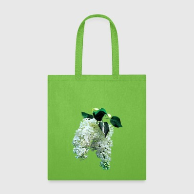 Lilac White Lilacs - Tote Bag
