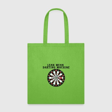 Darts Darting Machine Darts Lover - Tote Bag