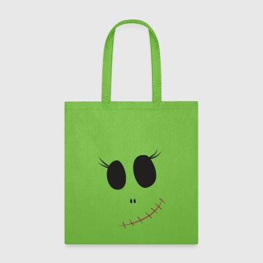 Ghost HALLOWEEN GHOST COSTUME FOR WOMEN - Tote Bag