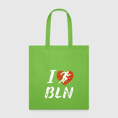 Berlin my city Germany - Tote Bag