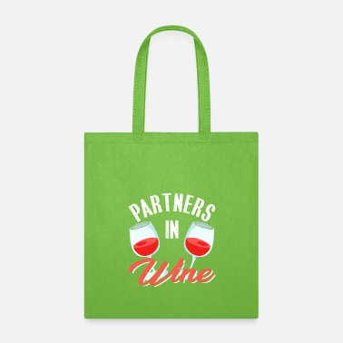 Partner Partners In Wine - Tote Bag
