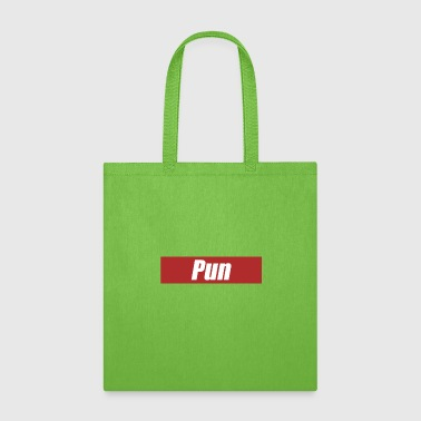 Pun - Puns, Jokes - Total Basics - Tote Bag