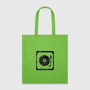 Turntable Turntables - Tote Bag