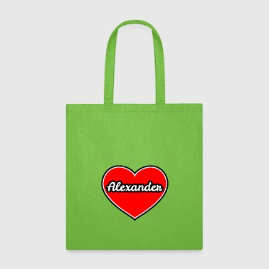 Cuore Alexander in my heart - Tote Bag