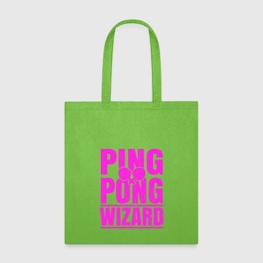 Winner Ping Pong Gift for Table Tennis Champions - Tote Bag