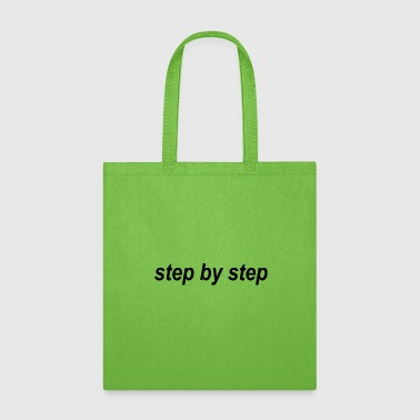 Step Mom step by step - Tote Bag